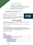 Tutorial Per Iniziare Ultimusfree-3.1_080315