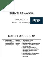 Survei Rekayasa 12