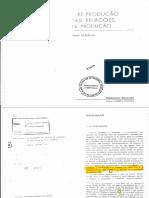 Lefebvre%2c Henri - A Reproducao das Relacoes de Produção (completo) LIDO