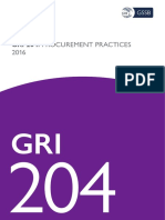 Gri 204 Procurement Practices 2016