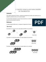 Exposicion Analsisi de Conteo Vehicular