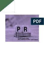 Instituţia Prefectului Municipiului Bucureşti a Fost Înfiinţată În Baza Prevederilor Legii Nr