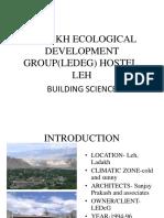 Ladakh Ecological Development Group(Ledeg) Hostel, Leh