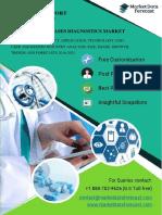 Infectious Diseases Diagnostics Market worth USD 21.13 billion by 2021