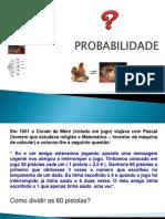 1 - Aula Introdução à Probabilidade