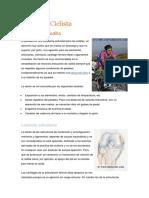 Patología Ciclista