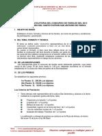 Bases Concurso de Faroles 2013 Faroles-1