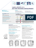 Prp Housing Standards Update 2015