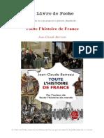 Prem Chap Toute l Histoire de France