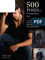 500 Poses for Photographing Men - Michelle  Perkins.epub