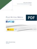 Plan Social Media Del INAP