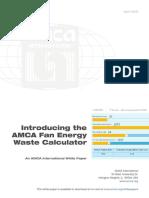 Introducing Fan Energy Waste Calculator