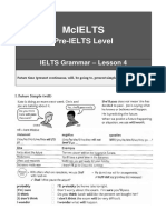 Mcielts Grammar 4