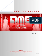 Dmg 2011 Technical-catalogue