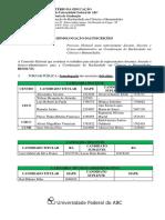 Processo Eleitoral Bch Homologacao Inscricoes 2017.3