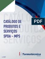 Catalogo Termotecnica Para_raios.pdf