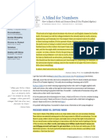 A Mind For Numbers - RESUME.pdf
