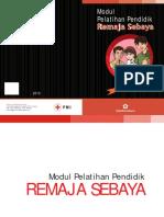 2010 PMI Modul Pendidik Sebaya
