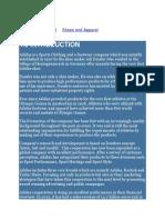 Strategic Evaluation Adidas