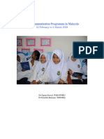 Malaysia School Immunization