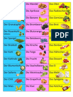 Német ételek nemek szerint válogatva