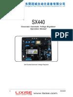 SX440 Manual En