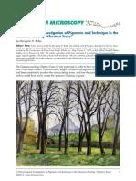 2015 Cezanne Chestnut Trees