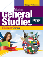 Download UPSC e Book IAS Mains General Studies Previous Year Papers