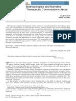 Cultural Studies Methodologies and Narrative