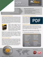 Brochure OpenOTP