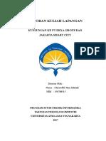Format Laporan KL 1 Yang Diprint - R.2