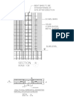 Column to Column and Column to Beam Connection Details