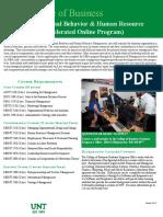 Online MBA Program - University of North Texas