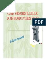P17020_ F. Anzilotti_uso Avanzato Word e Processo Civile Telematico