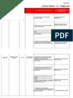 Modelo de Reporte de Actividades de Fiscalizadores de Local de Votación Durante Lso 8 Días Mariela