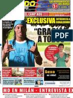Mundo deportivo 25-08-2010