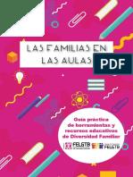 Diversidad Fliar - Las Familias en Las Aulas