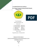 makalah biotek