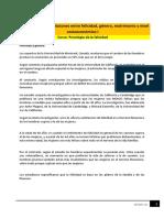 Lectura M10 - Variables Sociales I