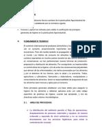 Check List Planta Piloto