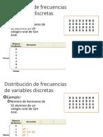 03- Fundamentos de Estadistica- Representacion gráfica Distribucion de frecuencias