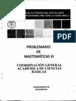 Problemario Matemáticas III 2015.pdf.pdf