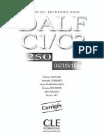 Reussir Le Dalf C1 C2 Pdf