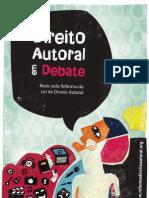 Caderno Direito Autoral Em Debate Rede Reforma LDA