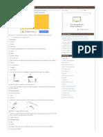 Contoh Soal Pesawat Sederhana Beserta Jawaban - Fisika Dan Matematika - Fisika Dan Matematika