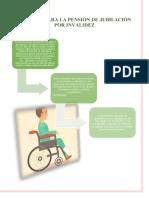 Cálculo Para La Pensión de Jubilación Por Invalidez
