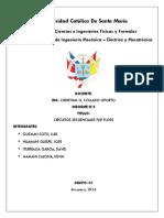 Flip Flop informe 4 Circuitos electrónicos II