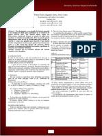 Formato y Estructura Para Papers
