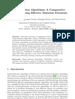 Clonal Selection Algorithms