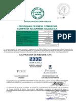 Ingenio Valdez Pco 2013